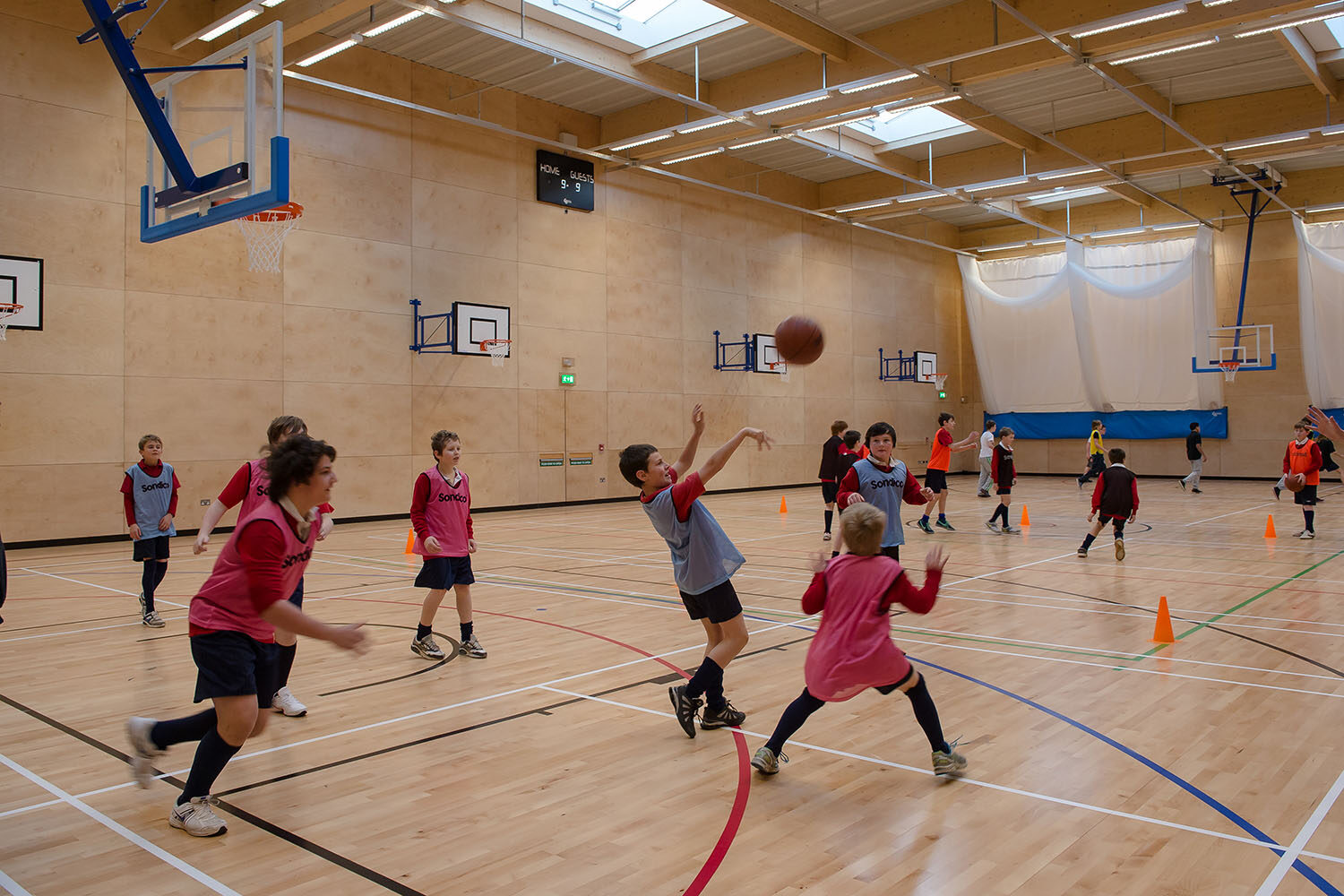 Beaucamps School Sports Facility