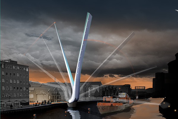 River Hull Footbridge \ Hull