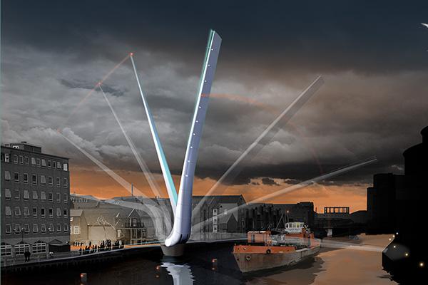 River Hull Footbridge \ Hull