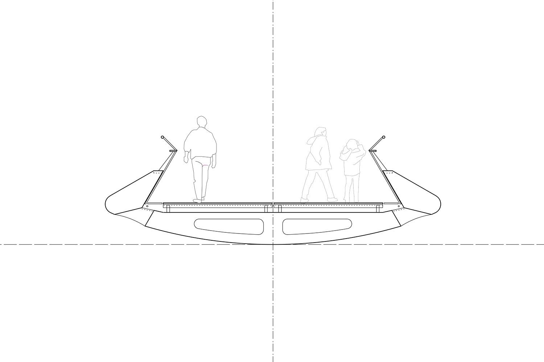 Design Engine Hull Bridge visualisation section