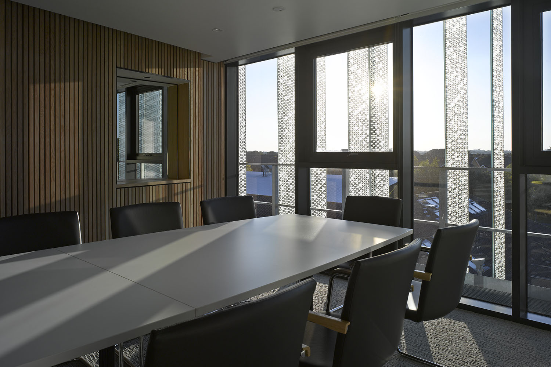 Design Engine's Arts University Bournemouth Photography Interior