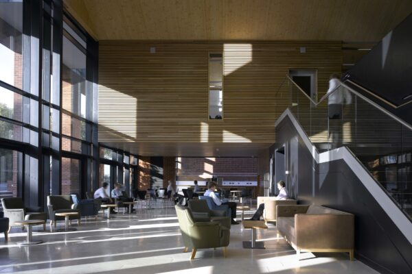 Radley College Learning Space