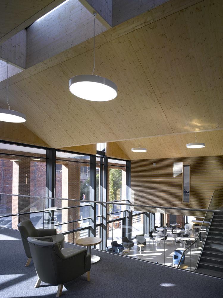 Design Engine Radley College Interior