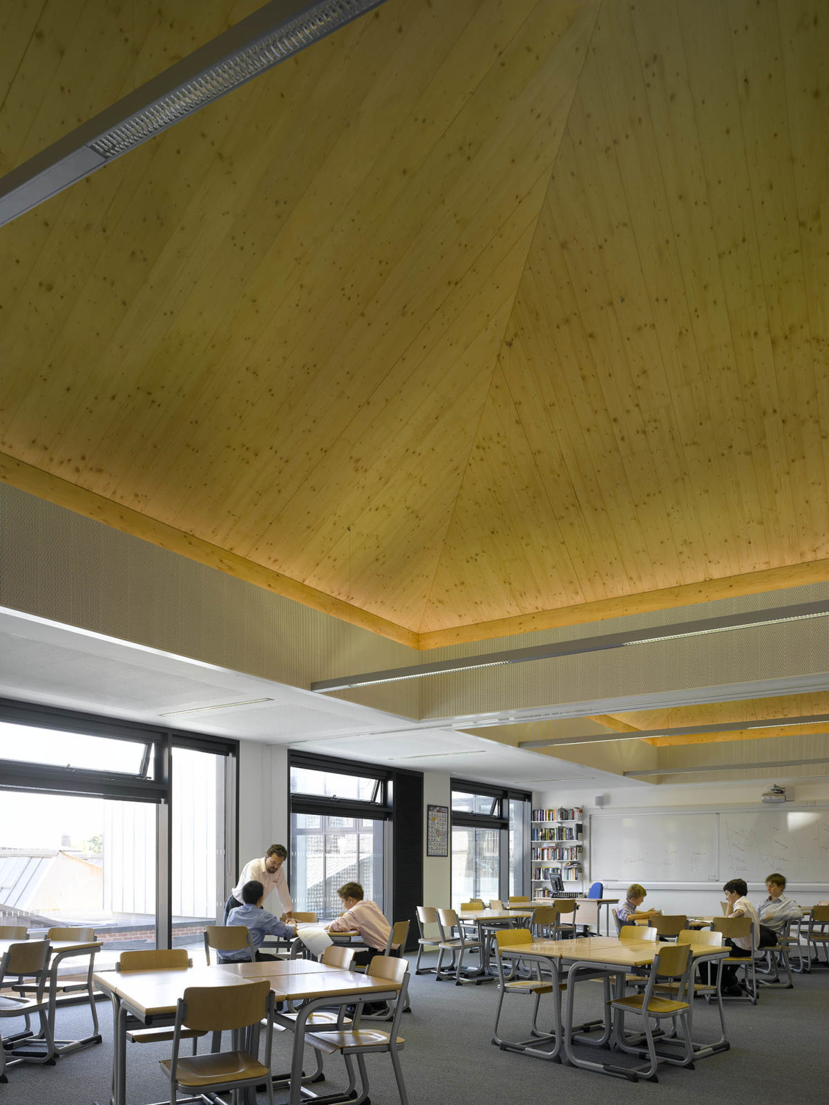 Design Engine's Radley College interior