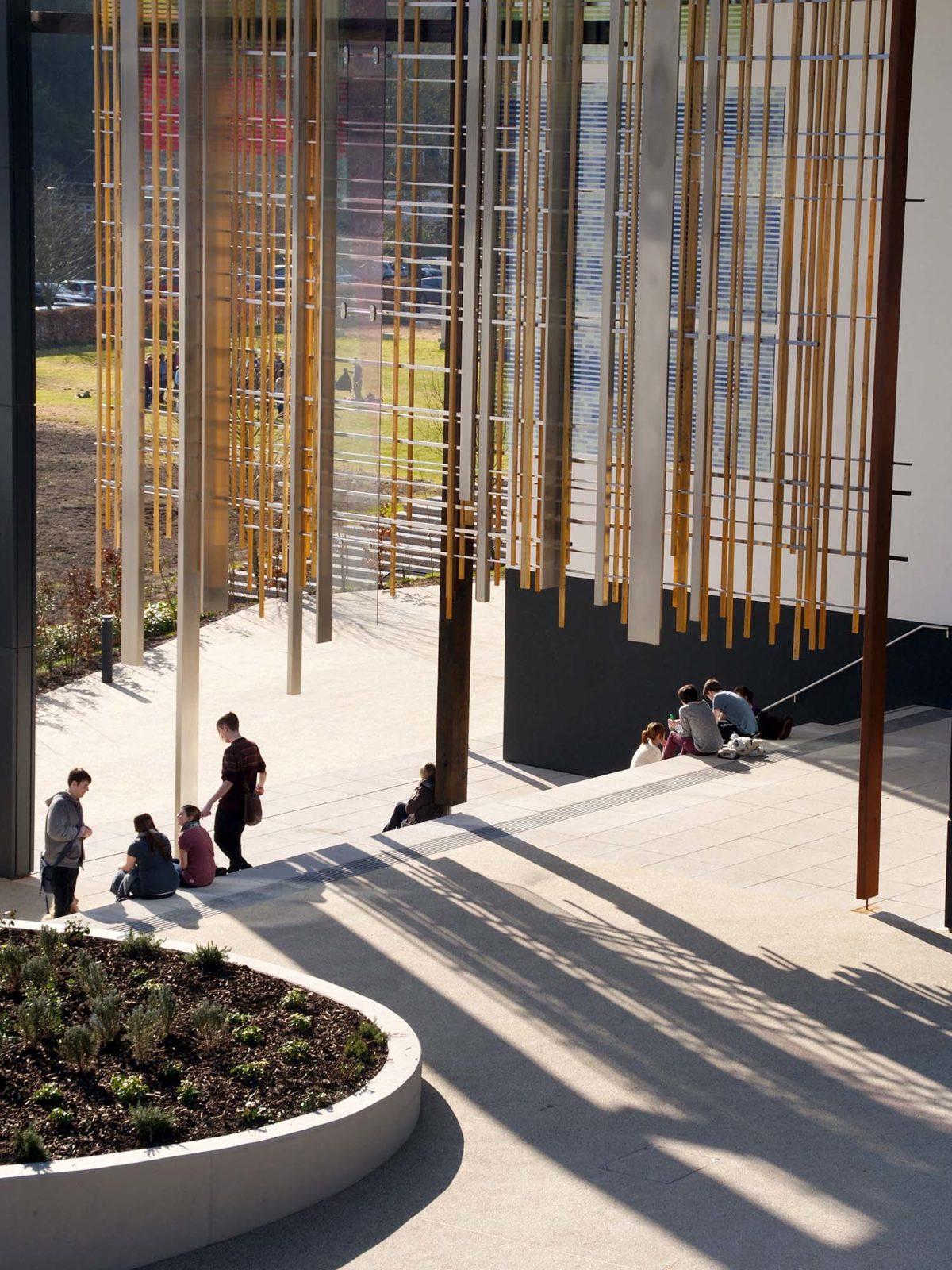 DesignEngine StAlphege Building Exterior