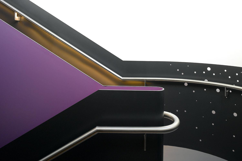 DesignEngine StAlphege Building Stairwell