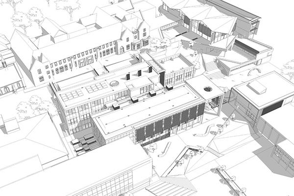 UOW Masterplan \ University of Winchester