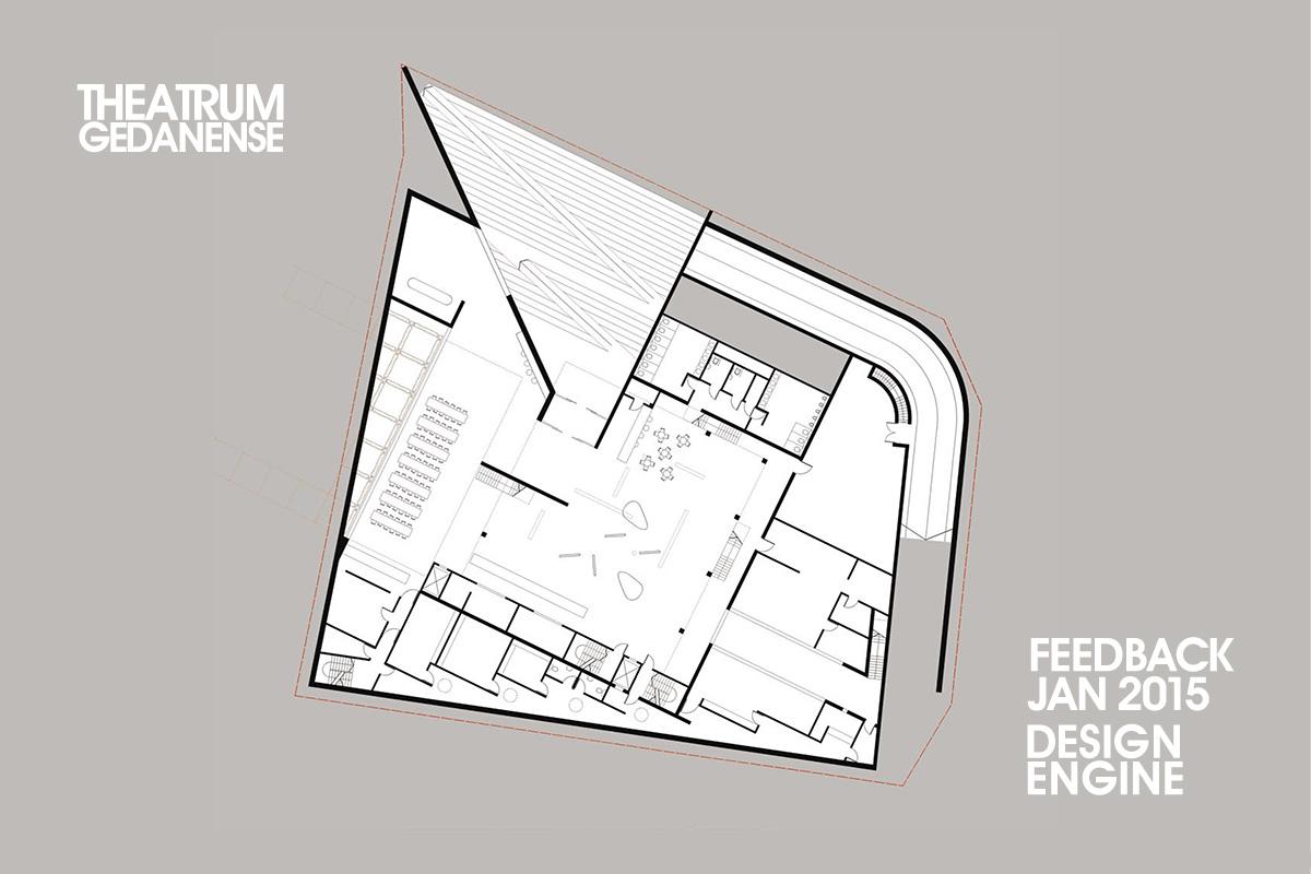 Design Engine Feedback Gdansk Theatre January 2015