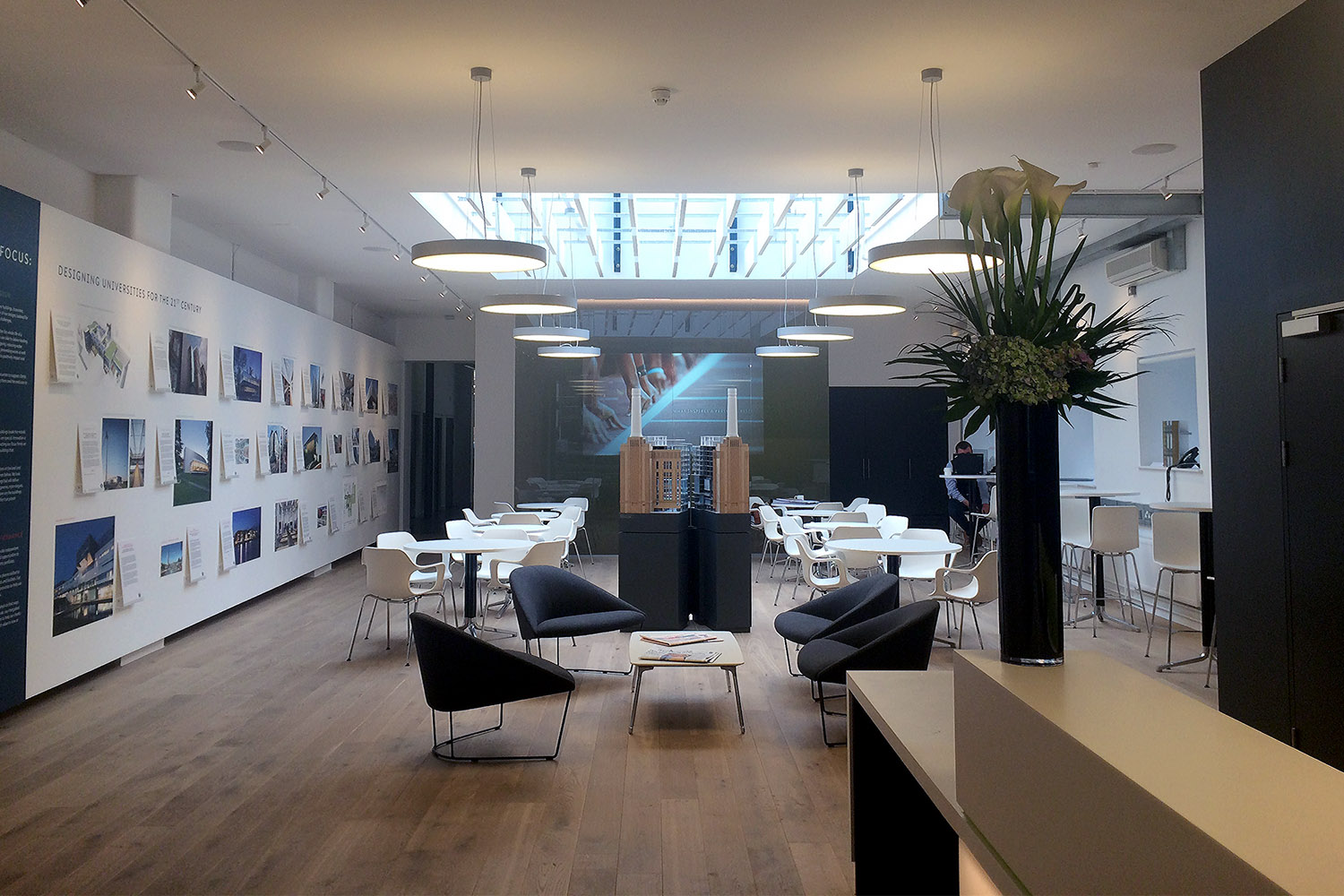 DesignEngineBuro Happold London Refurbishment