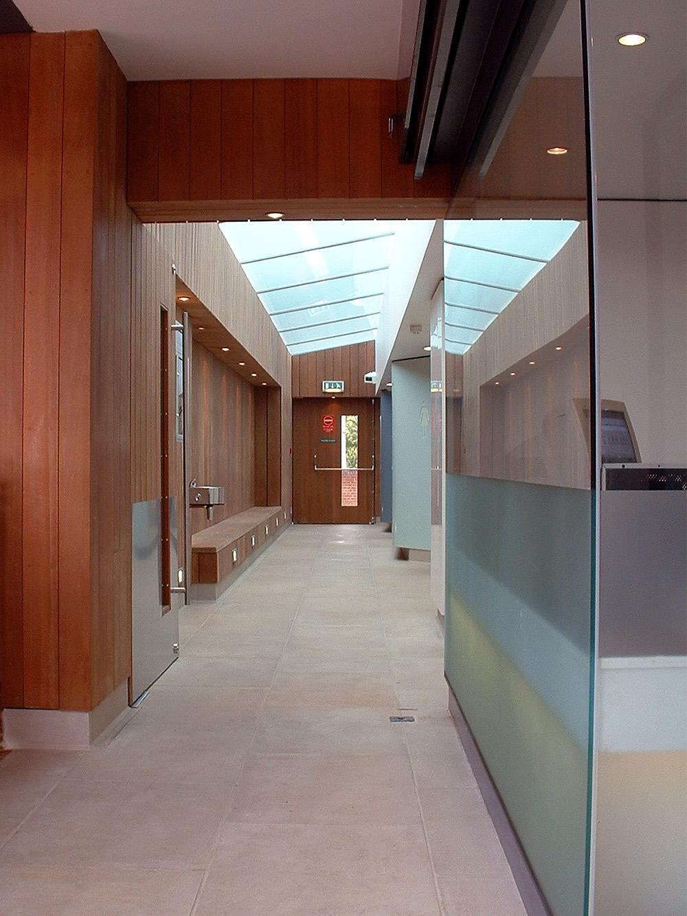 Design Engine Comfort Station Leighton Buzzard