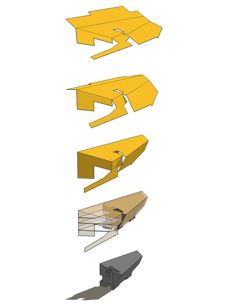 Design Engine Cricoteka Exterior Visual sections