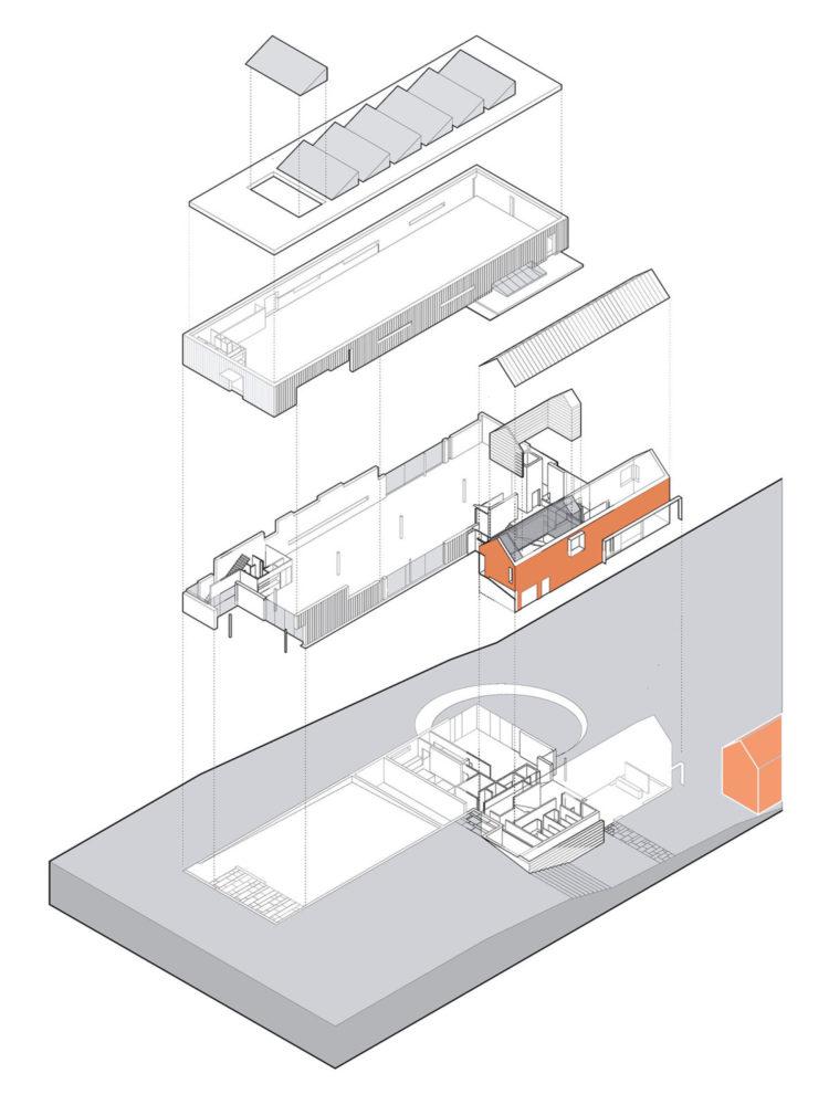 Design EngineGifford HQ Diagram