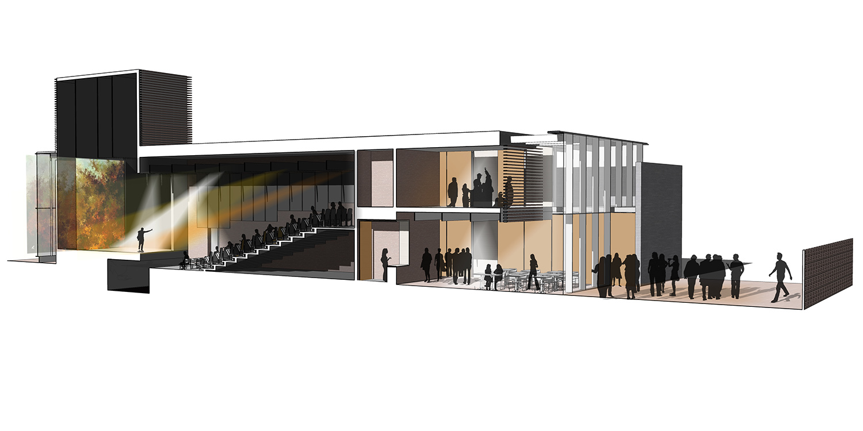 Design Engine Greyfriars Theatre Ringwood