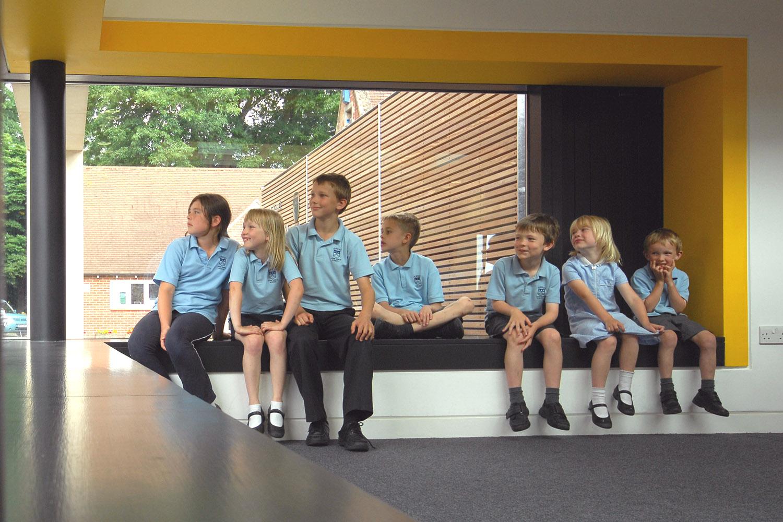 Design Engine John Keble Primary School