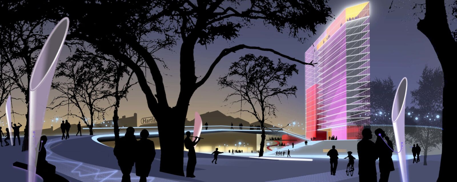 Design Engine Linz Theatre Visualisation