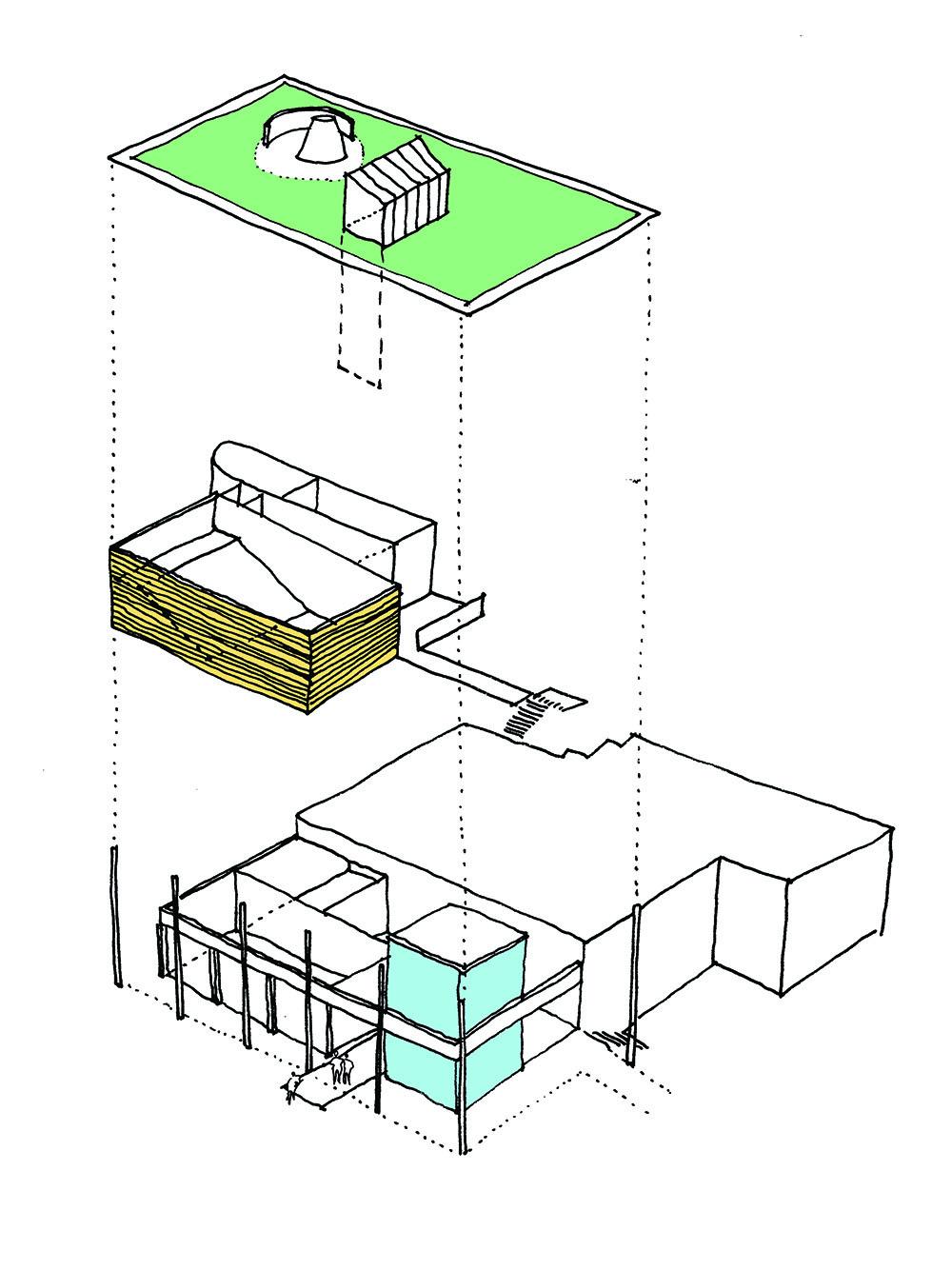 Design Engine Stripe Lecture Theatre