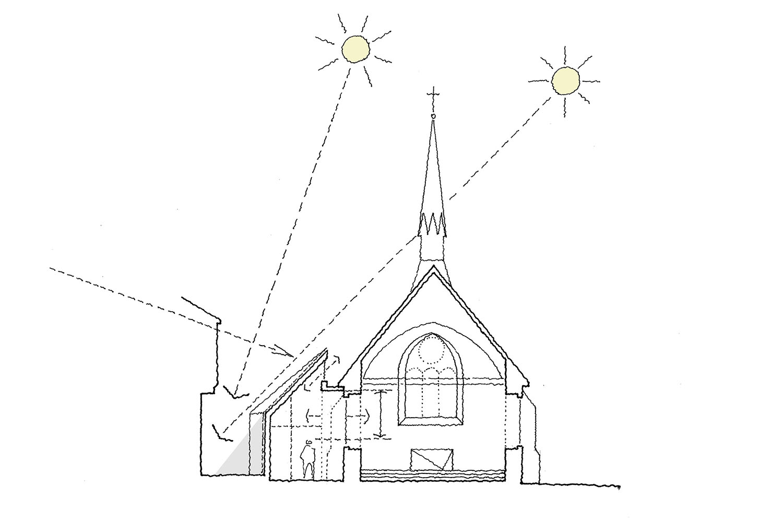 Design Engine UoW Chapel Light Study