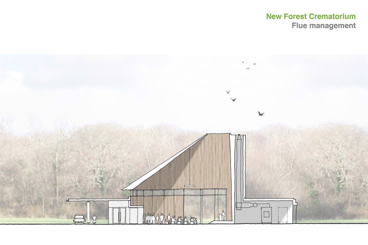 Design Engine New Milton Crematorium
