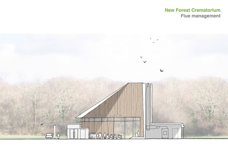 Design Engine New Milton Crematorium
