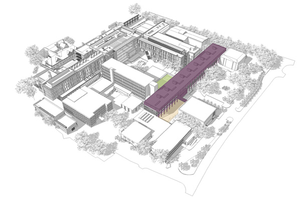 Oxford Brookes Masterplan \ Headington