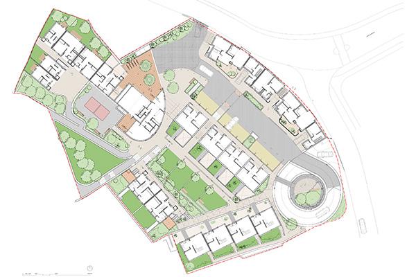 Roseville Masterplan \ Guernsey