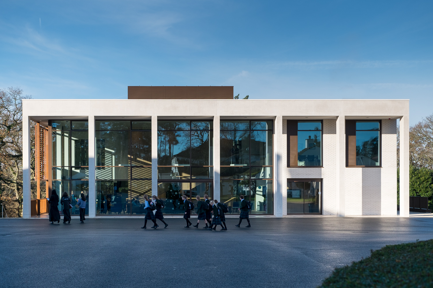 Murray Centre Downe House Header Image