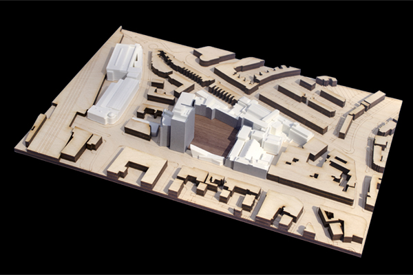 London Metropolitan University Masterplan \ Holloway