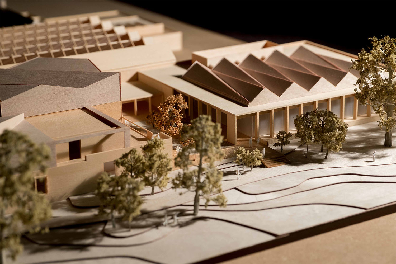 DesignEngine Winch College Southern Campus Visualisation