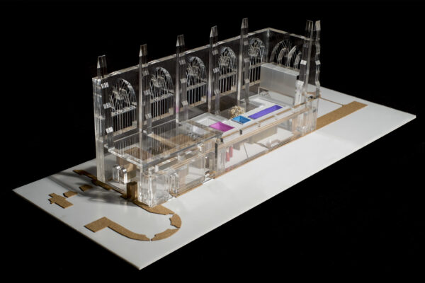 DesignEngine Chapel Yard Model