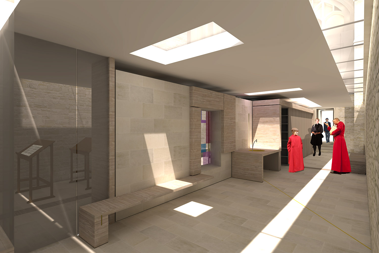 DesignEngine Chapel Yard Visualisation