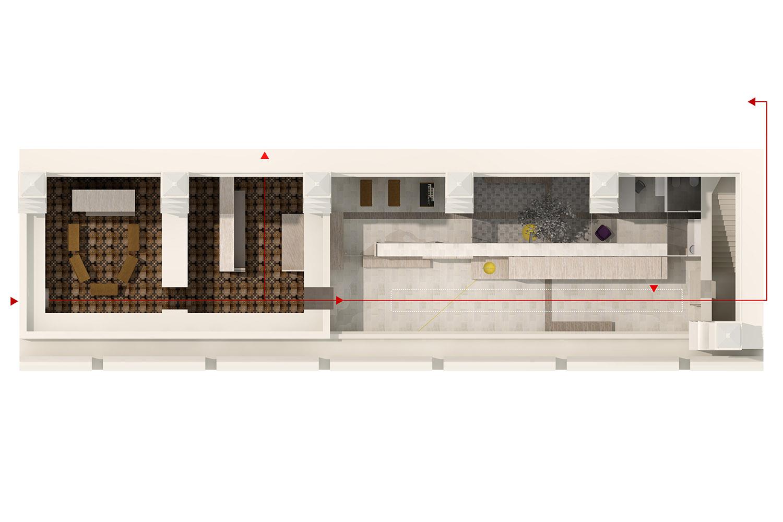 DesignEngine Chapel Yard Plan