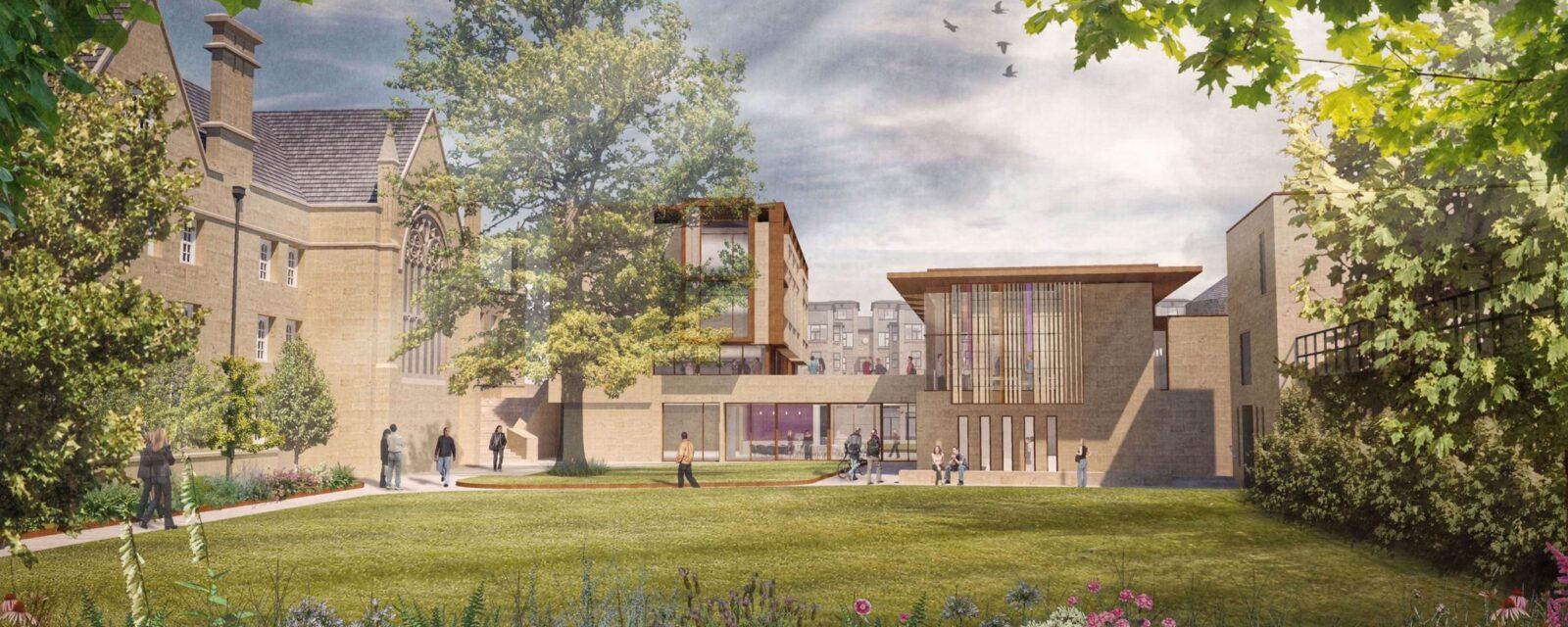 DesignEngine Wadham College Visualisation