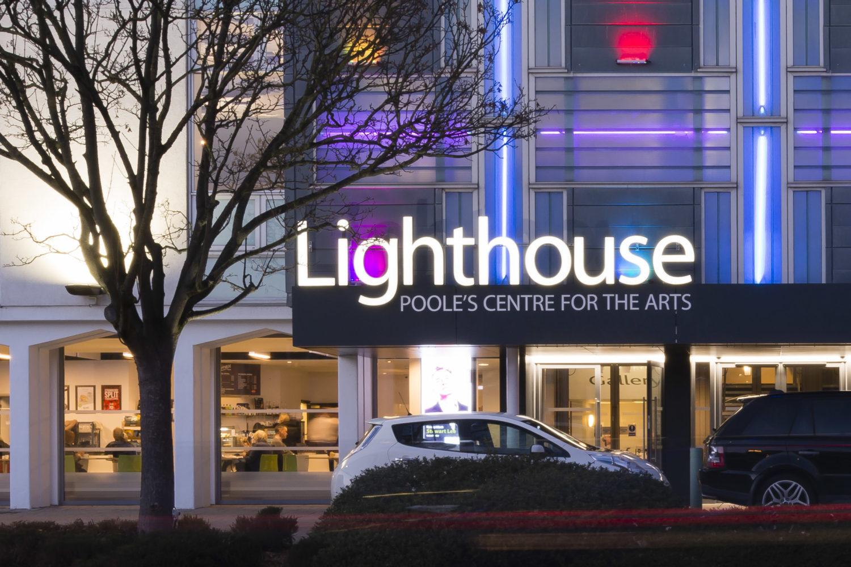 The Lighthouse, Poole, Copyright Jim Stephenson 2017.