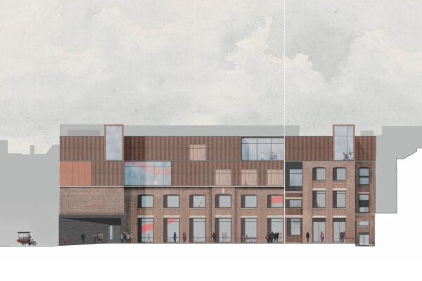 London Metropolitan University New Teaching & Learning Building