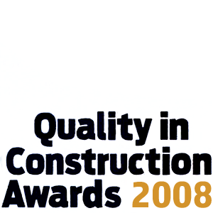 Quality in Construction International Award Highly Commended