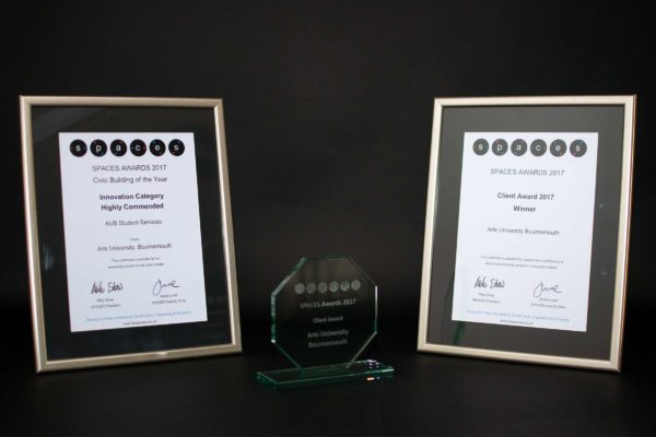 Design Engine Spaces Award Winner