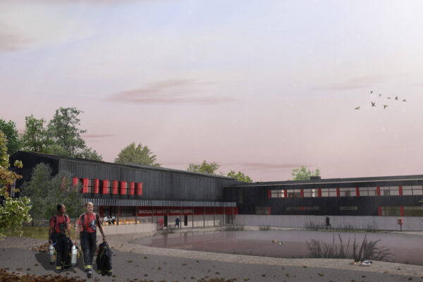 Warsash Maritime Academy scheme submitted for planning