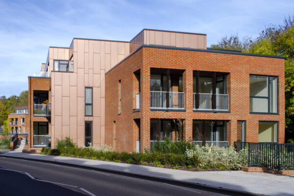 Winchester City Council Extra Care development shortlisted for Civic Building of the Year