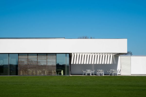 Design Engine completes Goodwood Aerodrome Building