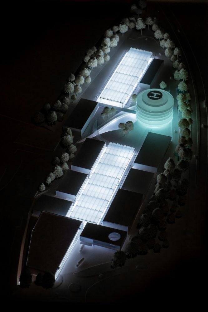 F1 Facility Model