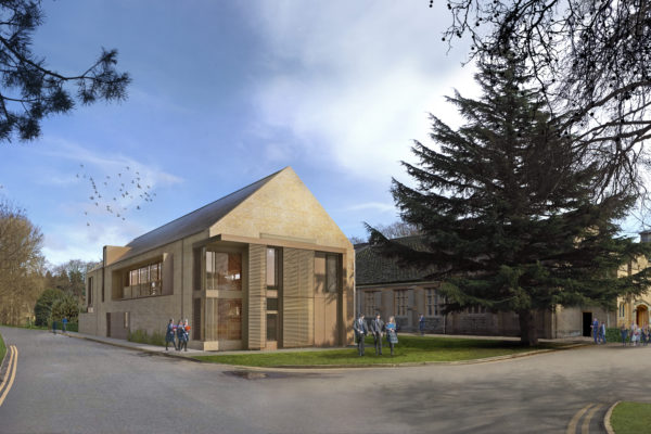 New Library scheme for Canford School receives planning consent