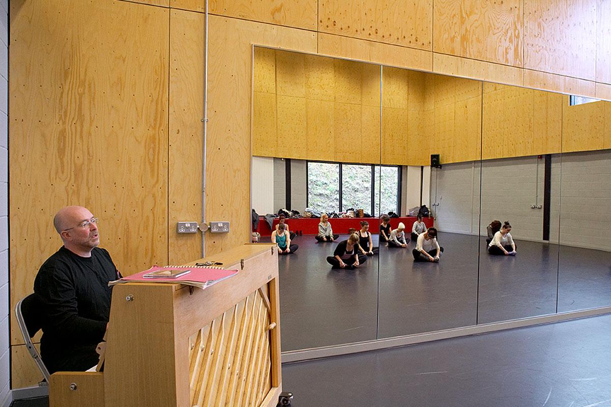 performing arts studio