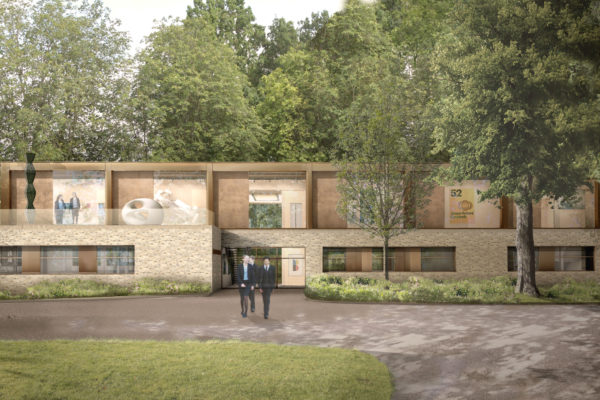 Stowe School Design Technology & Engineering Building submitted for planning