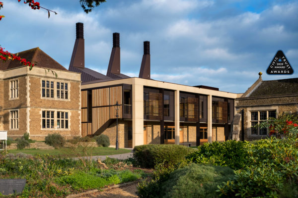 Charterhouse Science and Mathematics Centre wins Civic Trust Award 2020