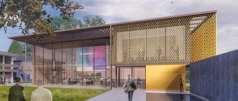 Design Engine Visual of Global Corporate Innovation Centre