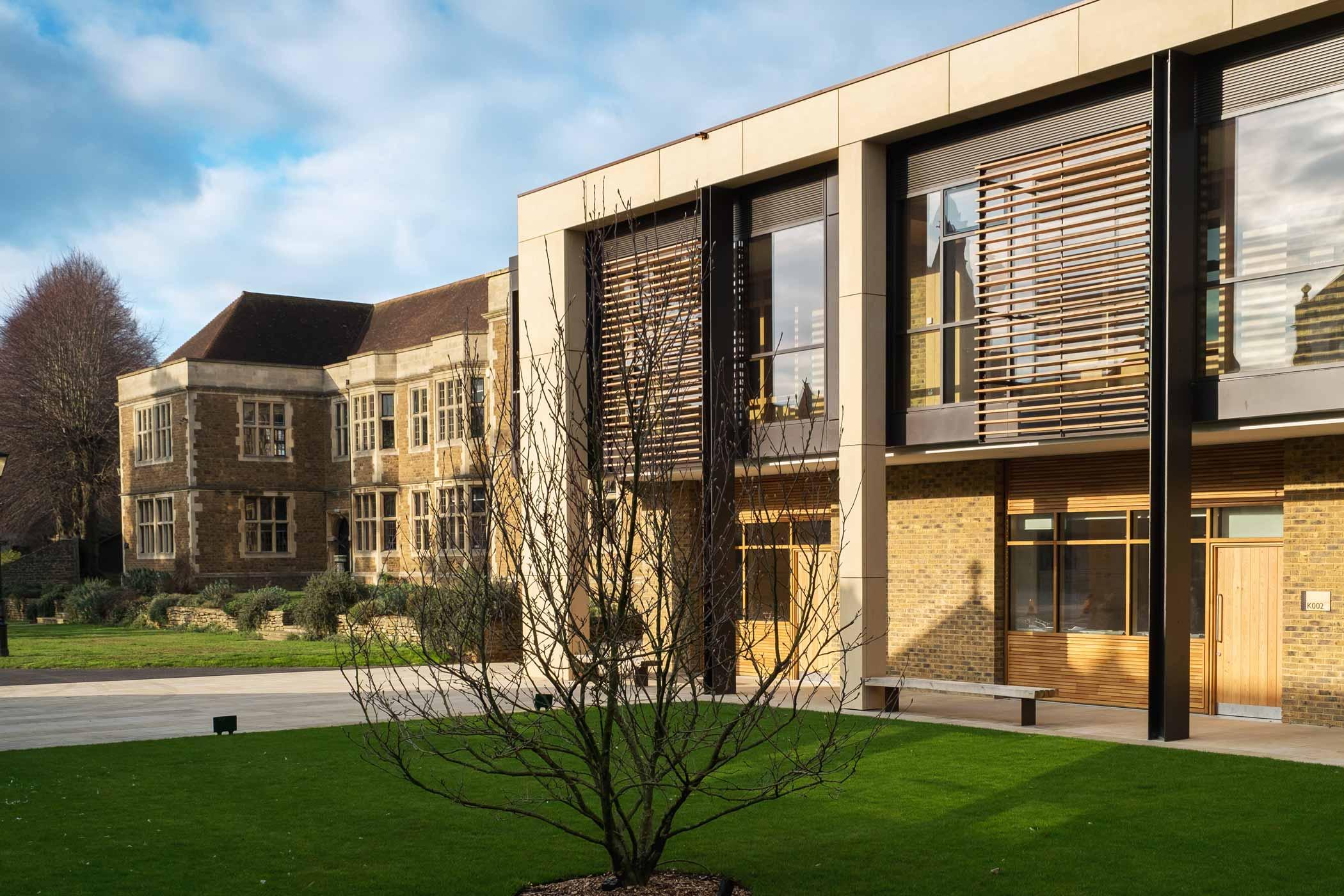 Charterhouse Science external