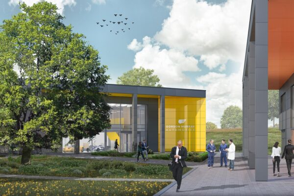 Gordon Murray Group Global HQ Receives Planning
