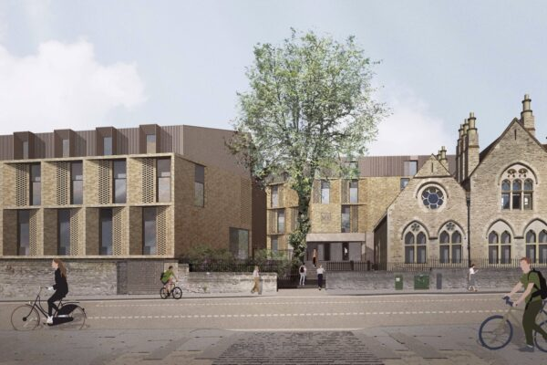 St Peter's College student accommodation receives planning