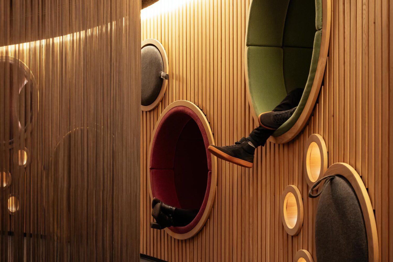 Design Engine West Downs Building Contemplation Space