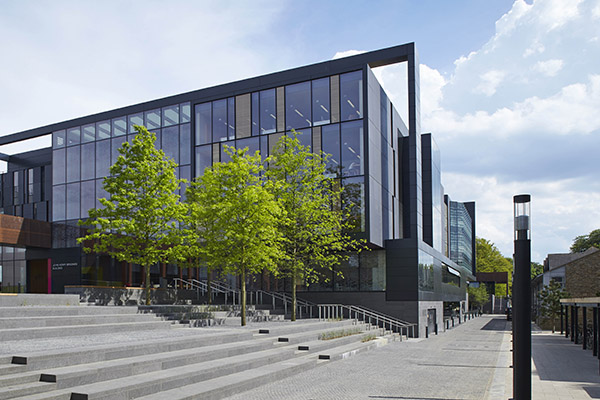 John Henry Brookes Building \ Oxford Brookes University